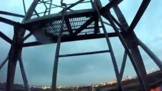 50m Tower Free-Climb
