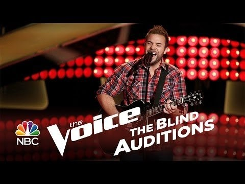 "The Voice 2014 - James David Carter: ""Nobody Knows"""