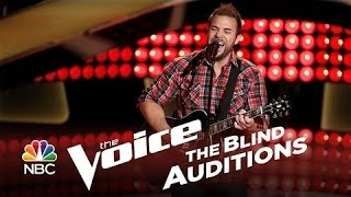 """James David Carter wowed the judges with his cover of """"Nobody Knows..."""