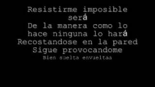 """Wisin Y Yandel - """"Irresistible"""" Lyrics / Letra ( step up 3d soundtrack )"""