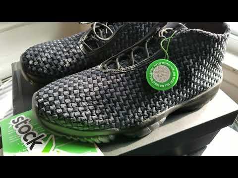 My First StockX Purchase! Air Jordan Future Triple Black - YouTube d83f9de64