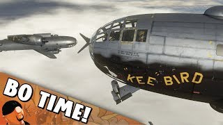 War Thunder - The B-29 Experiment
