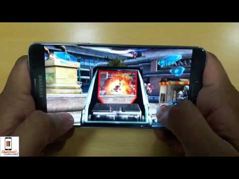 [Hindi] Samsung Galaxy Note 5 N920G Detailed gaming, battery and heat test review