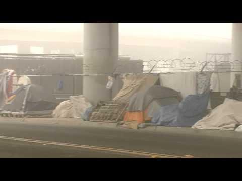 Homeless in Fresno