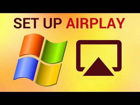 Quick Way to Set Up AirPlay to Windows