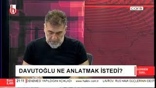 Davutoğlu ne anlatmak istedi? / Gündem Özel / Part 1 - 26.08.2019