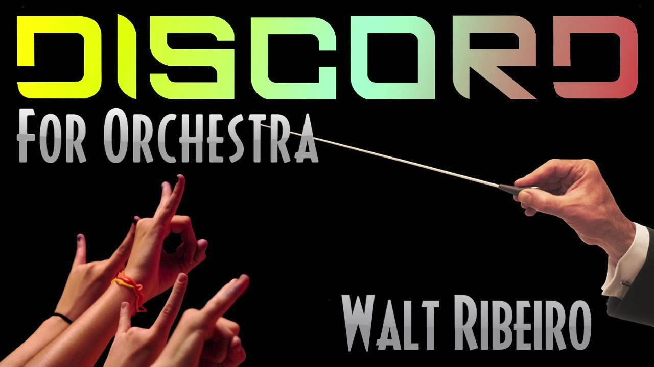Eurobeat Brony (The Living Tombstone Remix) 'Discord' For Orchestra