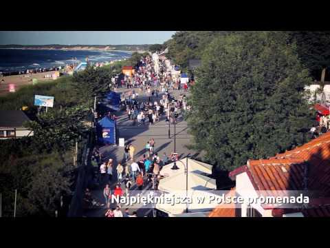 Film promocyjny miasta Ustka 2013- pełna wersja