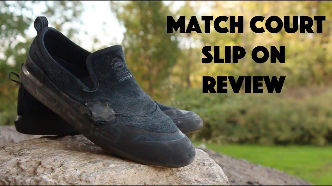 Adidas Matchcourt Slip On 5