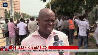 Nigerians react to Atiku, Buhari's emergence as APC, PDP Presidential Candidates