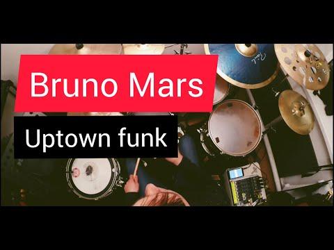 Bruno Mars - Uptown funk (Tim Akers) drum cover by Ales Sobol.
