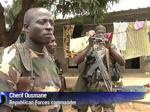 Ivory Coast rebel leader Coulibaly killed - YouTube