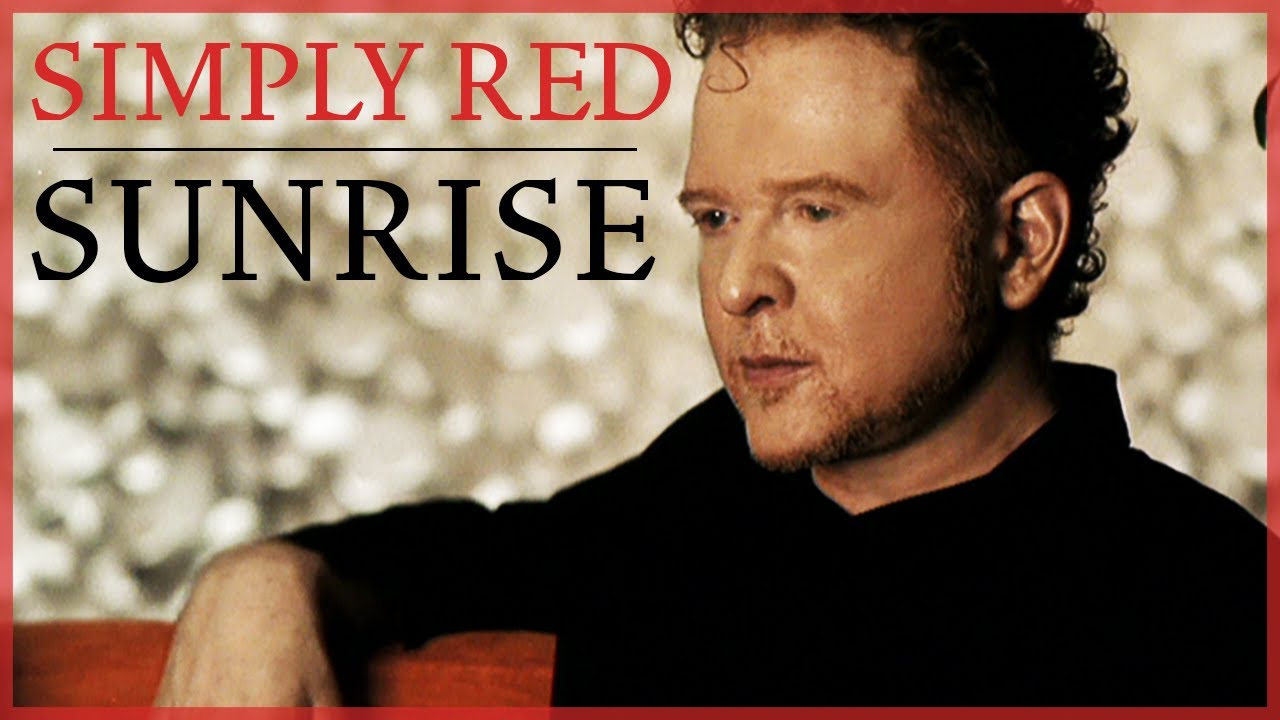 Simply Red The Right Thing Official Video Youtube