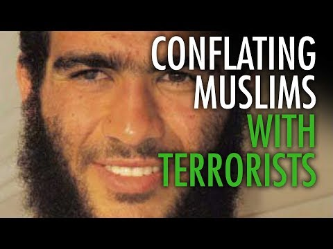"The Left labels Omar Khadr a ""typical Muslim"""