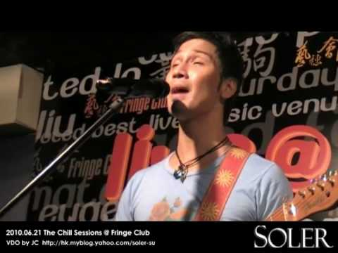 SOLER @ The Chill Sessions - Music Man 2010.06.21