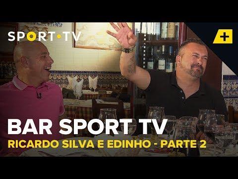 BAR SPORT TV com Ricardo Silva e Edinho - Parte 2