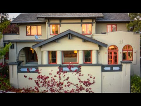 Oakland Developer Phil Tagami's House For Sale At 1012 Ashmount In Oakland