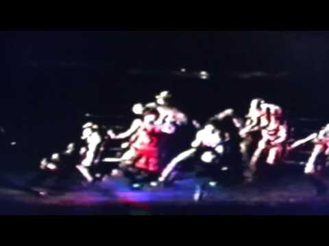 Chicago - Original 1970s Fosse Tour - All That Jazz - Kirsten Childs & Cast
