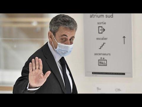euronews (deutsch): Bestechungsvorwurf: Frankreichs Altpräsident Sarkozy wettert vor Gericht