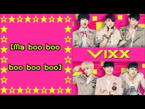 VIXX (빅스) - UUUUU (아픈데 좋아) [Color Coded+English subs+Romanization+Hangul]