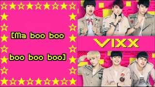 VIXX (??) - UUUUU (??? ??) [Color Coded+English subs+Romanization+Hangul] MP3