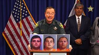Three Florida Corrections Officers arrested for smuggling cash into state prison