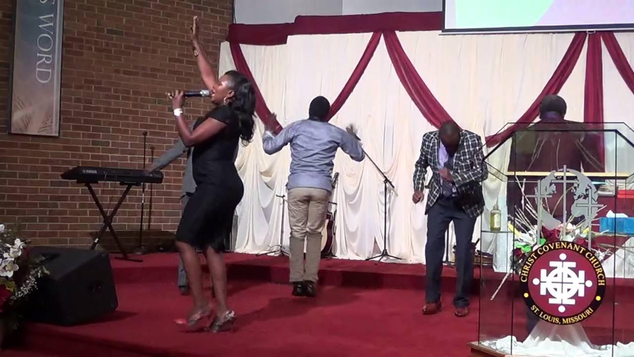 Shiru Wa Gp St Louis African Churches Revival Youtube