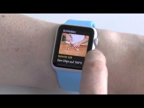Apple Watch: Diese Apps sind schon optimiert