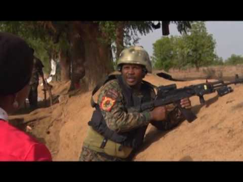 IN THE FRONTLINE OF BOKO HARAM WAR