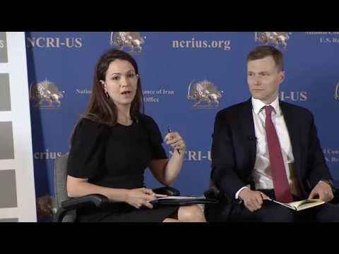Panel Discusses Iran's Ballistic Missiles, JCPOA Withdrawal, Offers Solutions