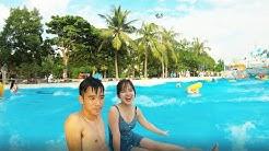 PHD | Dẫn Em Gái Nuôi Đi Chơi Công Viên Nước | Water Park