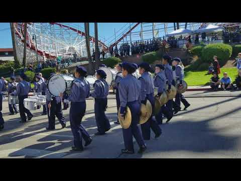 Freedom high school band review: Santa Cruz 2017