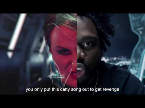 Taylor Swift ft  Kendrick Lamar    Bad Blood  PARODY
