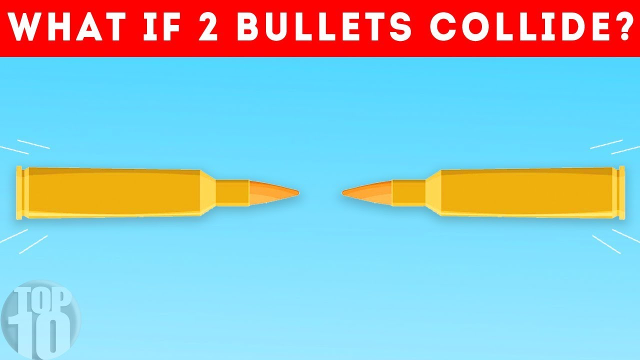 Quick Answer What Will Happen If Two Bullets Collide Ceramics