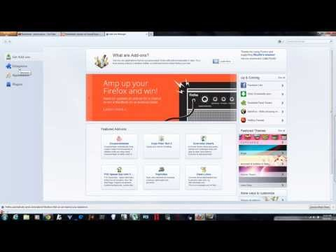 How to Download Any Video File in Any website (DOWNLOAD HELPER TUTORIAL ) 2013