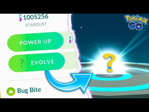 Download Youtube: WHAT HAPPENS WHEN YOU EVOLVE THIS GEN 3 MON IN POKÉMON GO?