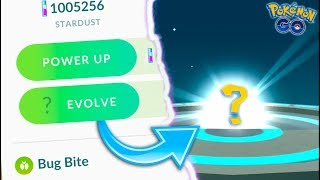 WHAT HAPPENS WHEN YOU EVOLVE THIS GEN 3 MON IN POKÉMON GO?