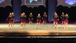 Carolina Sound Senior - Moving Traditional Line - 2016 CCA Showdown