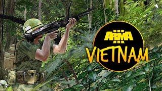 VIETNAM : EP 1 - LA COLLINE A DES YEUX - ARMA 3 [Gameplay FR]