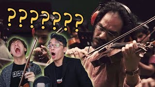"""Indian Movie """"The Violin Player"""" Can't Play Violin..."""