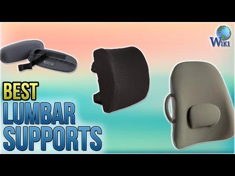 10 Best Lumbar Supports 2018