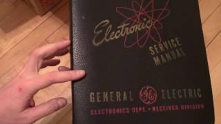 vintage service manuals
