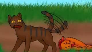 Коты   Воители  Быстролап, Уголек, Бич, Огнезвезд, Синяя Звезда, Пепелица1