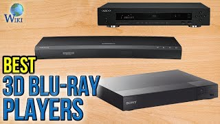 7 Best 3D Blu-Ray Players 2017