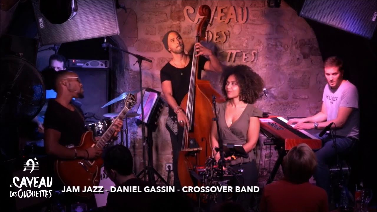 "Daniel Gassin Crossover Band | Cynthia Abraham Vocals | ""Rising Tide"" 