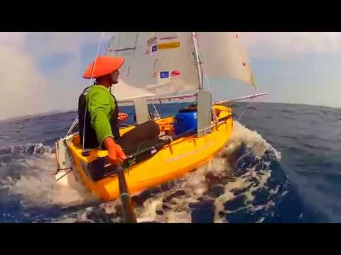 9 days in a sailing dinghy-Sailing Croatia Adventure