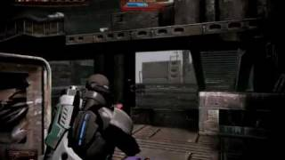 mass effect 2 vanguard charge is fun on insanity fraps edition