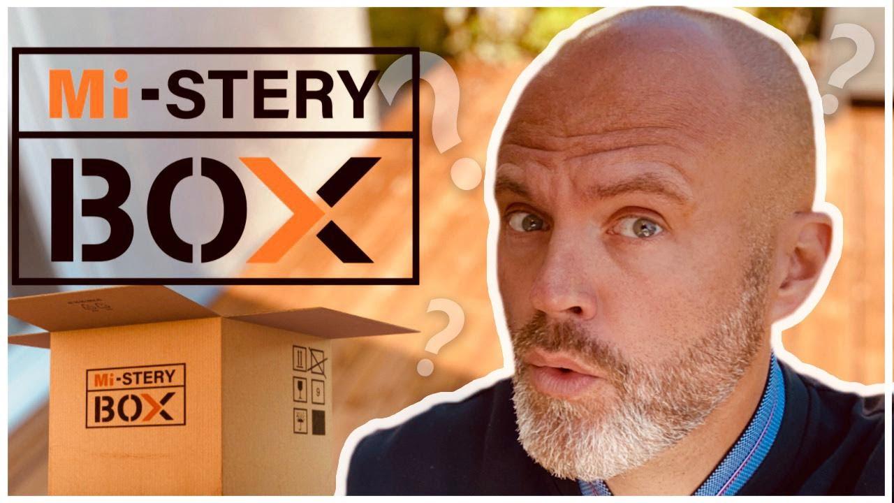 #MiSteryBOX: MR Joe Tech reçoit deux produits MYSTÈRES 📦❓