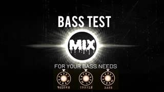 TOP 10 Bass Test Music 2016 Extreme Subwoofer Songs low1