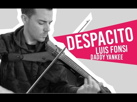 Despacito - Luis Fonsi (Violin LIVE Cover by Robert Mendoza)